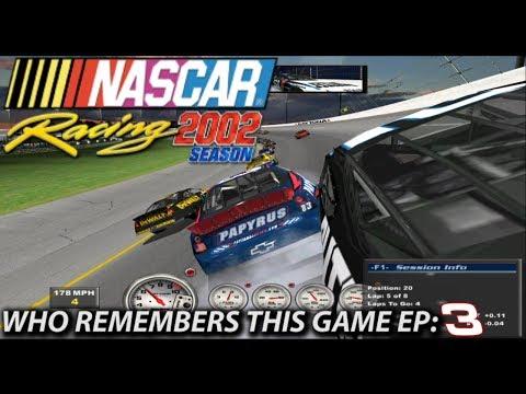 NASCAR Racing 2002 Season(NR2002): Who Remembers This Game EP3