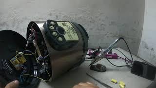 Sửa máy làm tỏi đen sunca FS G200 bị lỗi tít tít đồng đồ