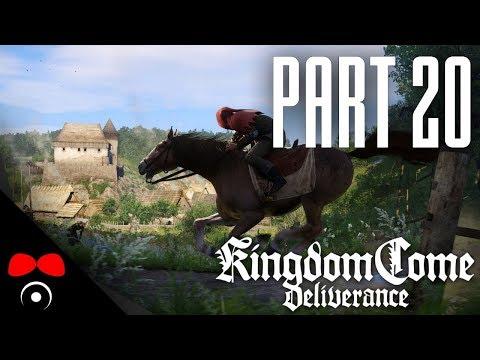 RYTÍŘ ŠEDOVOUS!   Kingdom Come: Deliverance #20