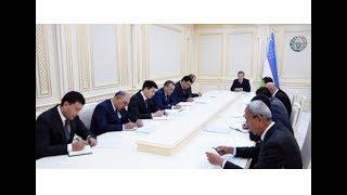 Неделя Президента Узбекистана (17-23 сентября 2018г.,