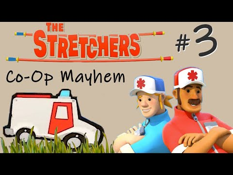 Weedin' Ain't Easy - The Stretchers [Co-Op] / Nintendo Switch / Part 3