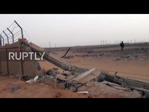 Libya: LNA launch offensive against GNA at Sabha airbase