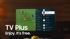 TV Plus: Free TV, no strings attached | Samsung