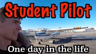 СТУДЕНТ ПИЛОТ | Канада | Один день из жизни пилота | Предполетная подготовка | Boundary Bay (CZBB)