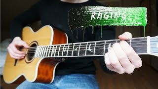Kygo - Raging ft. Kodaline - Guitar Cover | Mattias Krantz