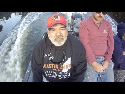 Bass Fishing On The Blackwater River