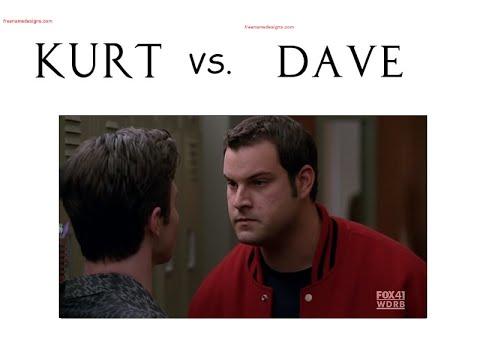[Glee] Kurt Hummel and Dave Karofsky [SEASON 2]
