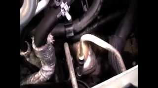 O2 Sensor code P1053, P2099, P0157  2003 Cadillac CTS and small garage up date (new tools)