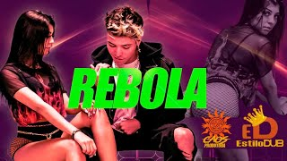 Rebola - Michelle Silva Feat. Brunin Santos (Official Music Video)