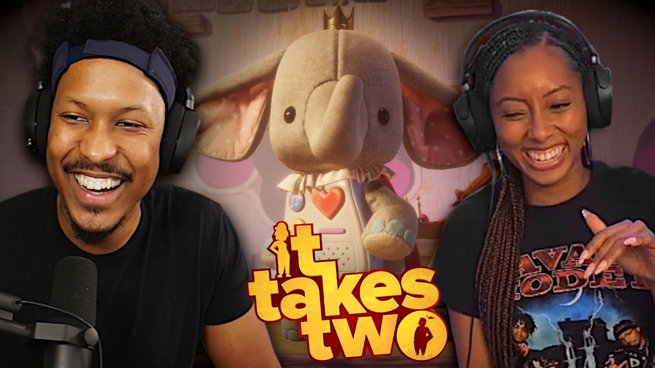 ARE WE FINALLY GETTING ALONG?! (w/ @Storymodebae) | It Takes Two - Part 5