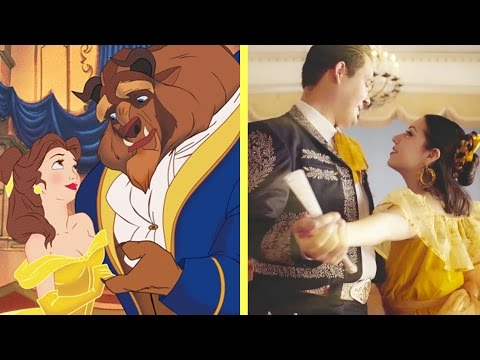 """Beauty And The Beast - Mariachi Style   """"Tale As Old As Time""""   mitú"""