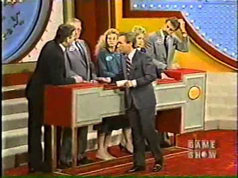 Family Feud CBS Daytime 1988 #1 Premiere Episode Of Ray Combs Debut July 4th 1988