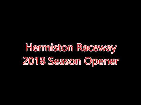 Hermiston Raceway - 2018 Season Opener