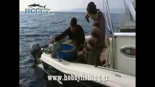 Repeat youtube video Hobby Fishing games - ψάρεμα βαθιάς καθετής,παραγάδι.