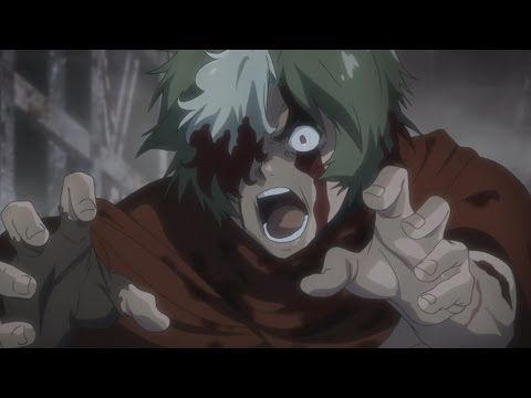 Kabaneri Of The Iron Fortress: Ikoma Saves The Koutetsujou (Fandub)