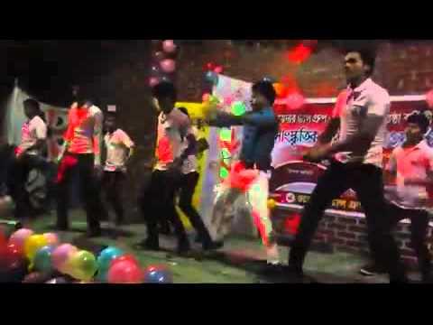 Weather Dance Group cultural Program (Katra Song )