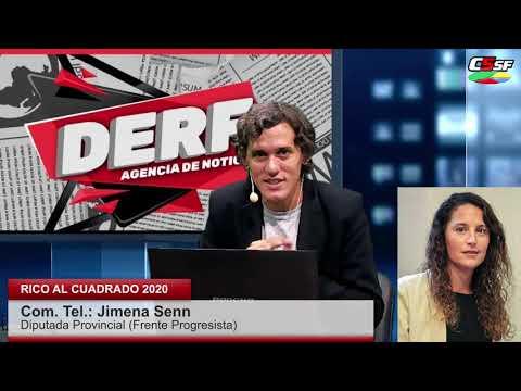 Jimena Senn: Queremos saber el estado de las cuentas
