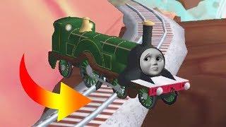 EMILY Very Dangerous Rocky Mountain Adventures | Thomas & Friends: Magical Tracks