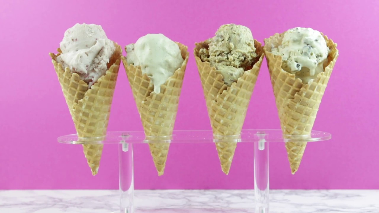 Ketogenic diet friendly ice cream from Rebel Creamery hits