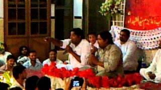 sonu monu manqabat tujhe dekhna hai wazu mera 3 shaban 2011