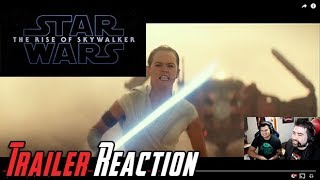 Star Wars 9 Angry Trailer Reaction!