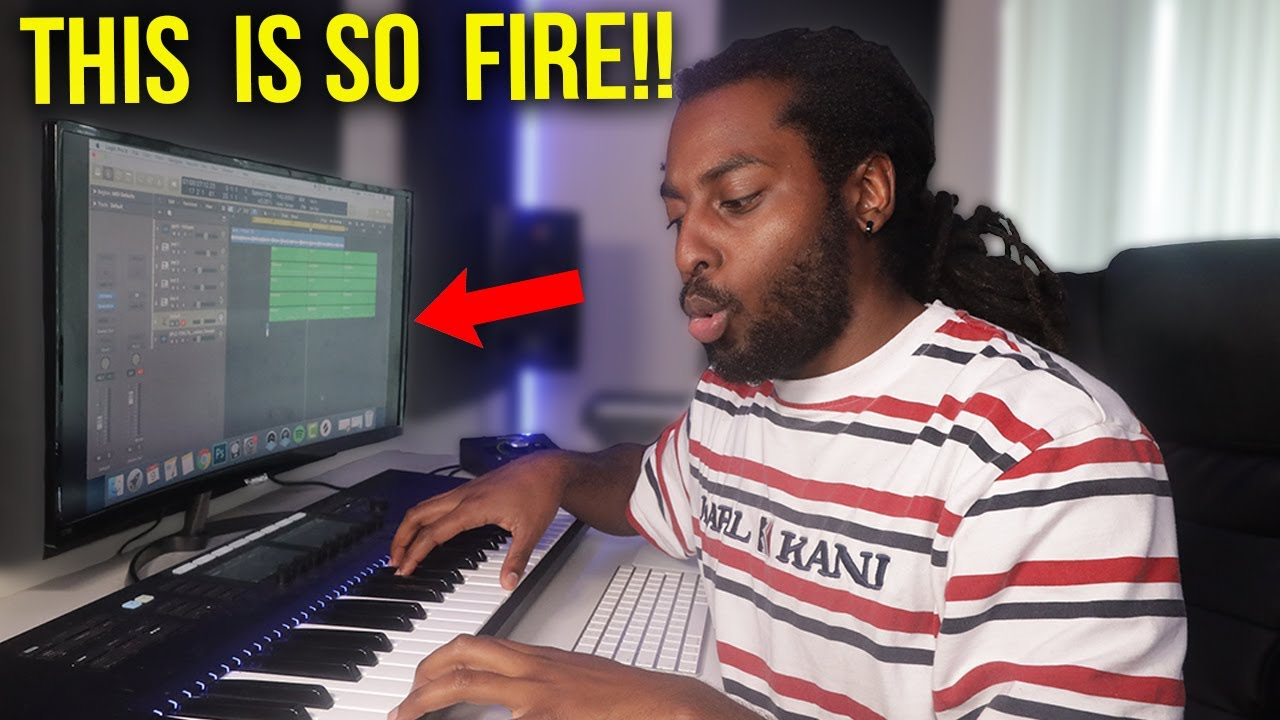 Making a HARD UK DRILL BEAT From Scratch *808s are BANGING!*