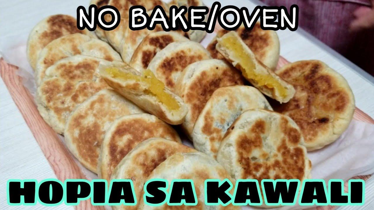 HOPIA SA KAWALI - KAMOTE FILLING (NO BAKE/OVEN) | MAMA HELEN 💚