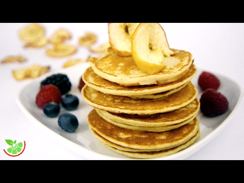 Protein Pancakes | Gluten Free | Yo +Green