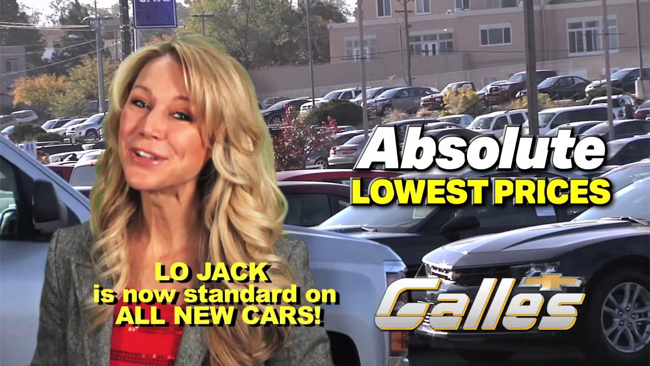 LoJack in Albuquerque, NM 87102   Galles Chevrolet - YouTube