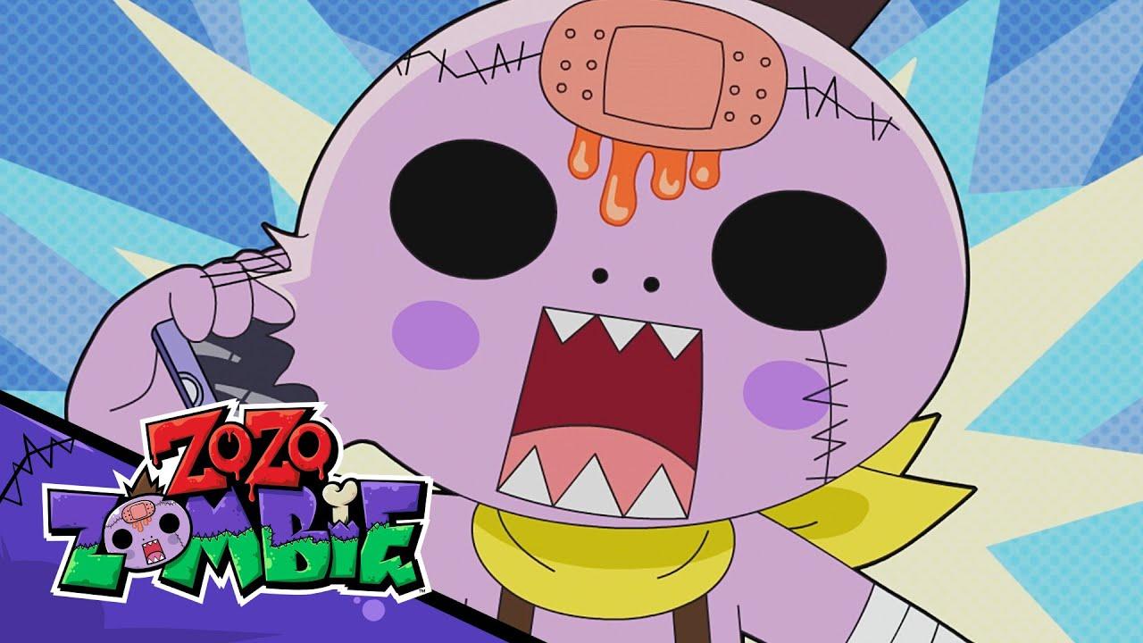 Zo Zo Zombie vs Dark Zombie and the Army of Darkness!