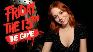 Friday the 13th: The Game Пятница в пятницу! Стрым