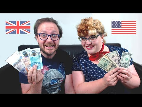 Comparing American And British Money