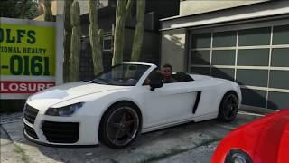Grand Theft Auto V (GTA 5) Walkthrough Part 2: Franklin and Lamar