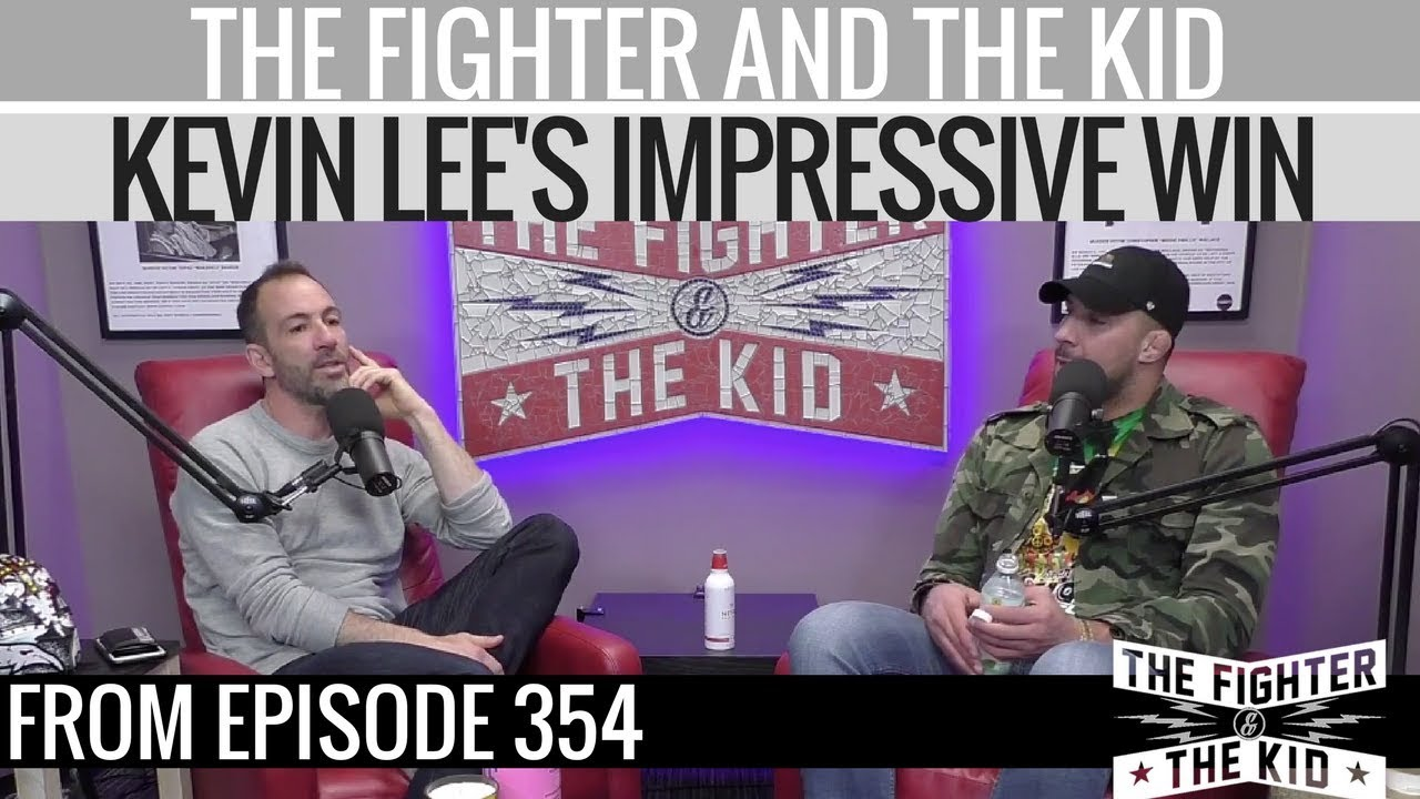 was-kevin-lee-s-performance-against-barboza-better-than-khabib-s