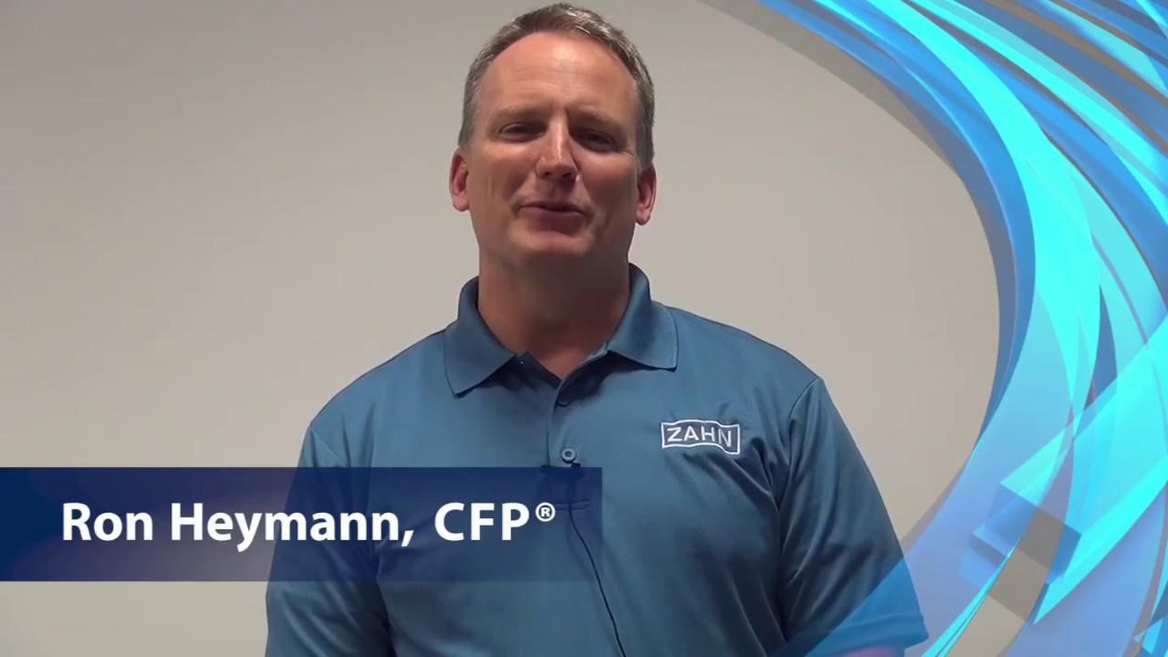 Get To Know Your Unfce Certified Financial Planner Instructor Ron