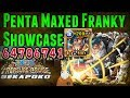 Penta Maxed Legend Franky Showcase | Best Hybrid Captain in OPTC | One Piece Treasure Cruise