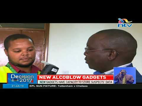 New alcoblow gadgets have capacity to store suspects data