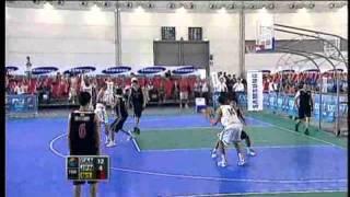 大会名称 第1回3×3ユース世界バスケ選手権大会 □大会期間 2011(H23)年9...