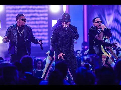 El Regreso - Wisin y Yandel, Daddy Yankee - Todo Comineza en la Disco ( PREMIOS LO NUESTRO 2018 )