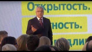 Юрий Сапронов. Открытая стратегия развития Харькова