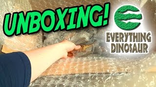 Epic Dinosaur Unboxing! | Everything Dinosaur | Papo, CollectA, Mojo figures