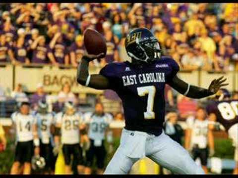 ECU Pirate football! The 90
