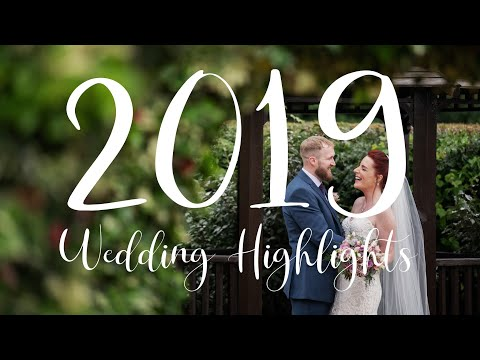 Wedding Photography Highlights 2019 - Andy Sidders Photography