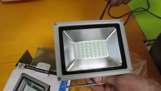 Светодиодный прожектор 30 вт ASD(Светодиодный прожектор фирмы СДО3-30 фирмы ASD. Это практичное и экономичное решение для освещения. Корпус..., 2016-05-26T12:38:47.000Z)