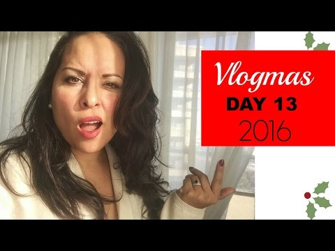 My own damn show| Vlogmas Day 13