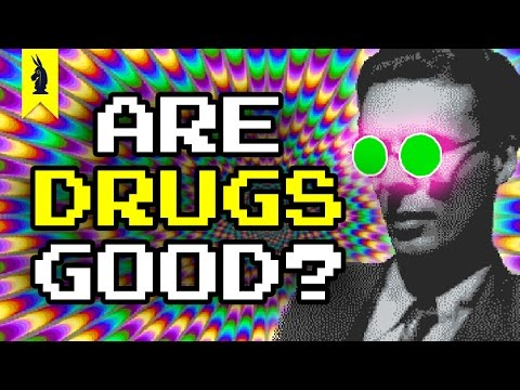 Are Drugs GOOD For You? (Kirby + Aldous Huxley) - 8-Bit Philosophy