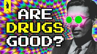 Repeat youtube video Are Drugs GOOD For You? (Kirby + Aldous Huxley) - 8-Bit Philosophy