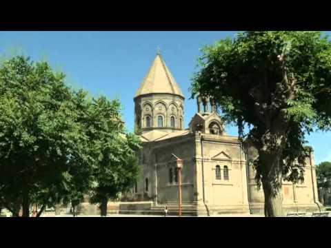 ХОЧУ ЗНАТЬ - АРМЕНИЯ - Стиль РИПСИМЕ (Купольная церковь)