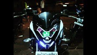 Gambar cover Pulsar ns 200 headlight modification