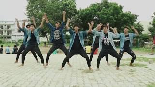 Bollywood Medley Malhari, Satakli, Har taraf hai yeh shor Medley  Dance cover   Mashup  2018
